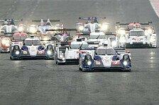 WEC - Fesselnder Aufgalopp bei Regenwetter: Silverstone: Triumph f�r Toyota, Schlag f�r Audi