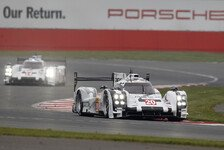 WEC - Generalprobe f�r Le Mans: Porsche will auf Silverstone-Leistung aufbauen