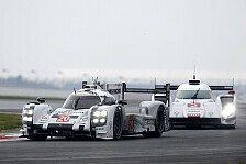 24 h von Le Mans - #welcomechallenges: Video - Audi dreht Donuts vor Porsche-Zentrale