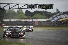 Blancpain GT Serien - Audi in eigener Liga: Sieg f�r WRT, Grasser-Lambo abger�umt