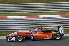 Formel 3 EM - Super gesteigert: Auer im ersten Qualifying nicht zu schlagen