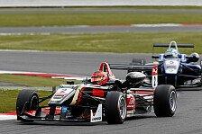 Formel 3 EM - Bilder: Silverstone - 1. - 3. Lauf