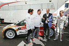 WRC - Er wird einen besonderen Platz erhalten: Loebs Citroen DS3 WRC kommt ins Museum