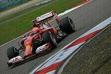 Formel 1 - Der wahre F14 T zeigt sich nicht in einem bestimmten Rennen: Ferrari Vorschau: Spanien GP