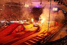 NIGHT of the JUMPs - Spektakel in der Olympiahalle: Showdown in M�nchen