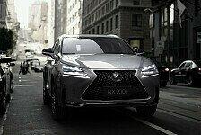 Auto - Neues Lexus Kompakt-SUV: Weltpremiere des Lexus NX in Peking