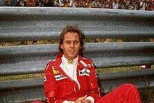 Formel 1 - 20 Sekunden in den Flammen: Vor 25 Jahren: Bergers Feuerunfall in Imola