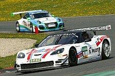 ADAC GT Masters - Rennpremiere f�r neue Fahrerpaarungen: Start zur Mission Titelverteidigung von Callaway