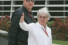 Formel 1 - Briatore soll an Gribkowsky gezahlt haben: Ecclestone-Prozess: So lief Tag 1 ab