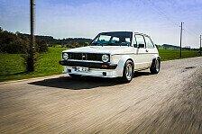 Auto - Als das Runde zum Eckigen wurde : ABT gratuliert zu 40 Jahren VW Golf