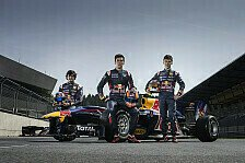 Formel V8 3.5 - Das Red-Bull-Junior-Team in Spielberg