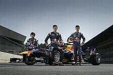 WS by Renault - Bilder: Das Red-Bull-Junior-Team in Spielberg