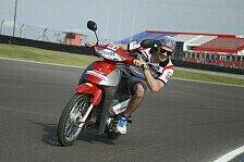 MotoGP - Wie erwartet in keinem guten Zustand: Bradl ist Strecke zu schmutzig