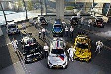 DTM - Bilder: BMW pr�sentiert Motorsportprogramm 2014