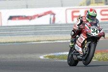 Superbike - Melandri und Davies jenseits der Top-10: Giugliano bleibt in Assen ungeschlagen vorn