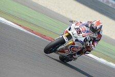 Superbike - Guintoli und Giugliano starten aus der ersten Reihe: Rea schnappt sich die Pole in Imola