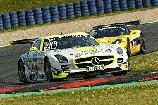 ADAC GT Masters - Packendes Duell um den Sieg: Mercedes-Duo Buhk/G�tz gewinnt Saisonstart