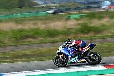 Superbike - Ein gro�er Schritt im Vergleich zu Aragon: Lowes: Mega erster Tag f�r Suzuki in Assen