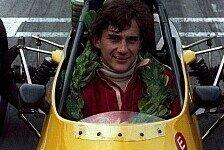 Formel 1 - Bilder: Sennas Rennen au�erhalb der F1