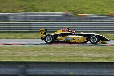 ADAC Formel Masters - G�nther mit neuem Rekord: Jensen und G�nther holen die ersten Pole Positions