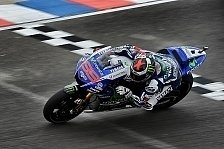 MotoGP - Fahrer �u�ern Bedenken: Reifen-Debakel in Argentinien?