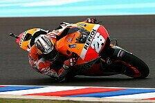 MotoGP - Best of the Rest und gro�er R�ckstand: Pedrosa untermauert Repsol-Honda-Dominanz