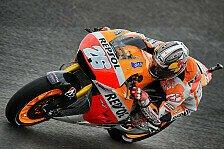 MotoGP - Zeitverlust durch viele �berholman�ver: Pedrosa: Hassliebe nach 'geteiltem' Rennen