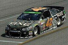 NASCAR - Kein Qualifying in Richmond: Regen-Pole f�r Rookie Kyle Larson