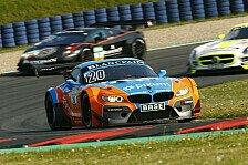 ADAC GT Masters - Auf zum D�nenkurs: Team Schubert bereit f�r Zandvoort