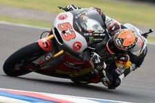 Moto2 - Aegerter starker Dritter: Rabat �bernimmt Spitze im zweiten Training