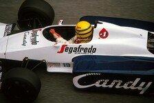 Formel 1 - Bilder: Senna bei Toleman 1984