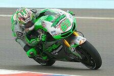 MotoGP - Gesammelt solide Platzierungen - Petrucci desastr�s: Open-Klasse: Hayden stiehlt sich in Q2