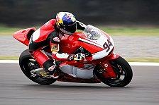 Moto2 - In der Moto2-Spitze angekommen: Folger: Podium nach h�rtestem Rennen der Karriere