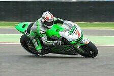 MotoGP - Duell gegen Hayden gewonnen: Premiere: Aoyama bester Open-Fahrer