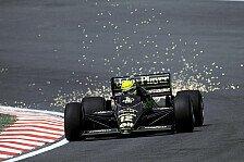 Formel 1 - Bilder: Senna bei Lotus 1985-87