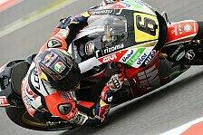 MotoGP - Vom Sturz befl�gelt auf Platz 5: Bradl: Hart gek�mpft, alles gegeben