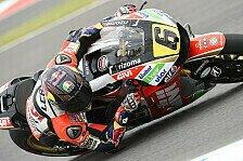 MotoGP - Ruhiger Nachmittag statt Materialverschwendung: Bradl: Platz sieben nicht der Burner