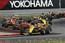 ADAC Formel Masters - Rookie auf dem Podium: Mikkel Jensen erster Sieger in der Saison 2014