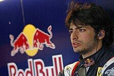 Formel 1 - Einsatz schon in Hockenheim?: Ger�cht: Sainz Jr. statt Kobayashi zu Caterham?