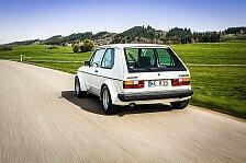 Auto - Als das Runde zum Eckigen wurde: ABT gratuliert zu 40 Jahren VW Golf
