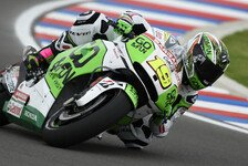 MotoGP - Viel besser als am Freitag: Bautista f�hlt sich im Aufwind