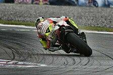 MotoGP - Beste Ducati im Feld: Pramac: Iannone trumpft gro� auf