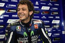 MotoGP - Lob vom Teamchef nach P6: Rossi nimmt Podium ins Visier