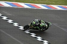 MotoGP - Permanente Probleme mit vollem Tank: Tech 3: Smith schl�gt Espargaro