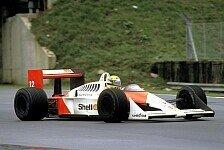 McLaren sucht Finanzspritze: 300 Millionen über alte F1-Autos?