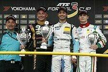 Formel 3 Cup - Pommer nicht auf dem Podium: Jeffri siegt in Oschersleben