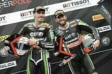 Superbike - Wie das erste Rennen der Saison: Baz: Pole um jeden Preis