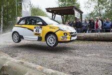 ADAC Opel Rallye Cup - Harter Kampf auf schnellem Asphalt: Zweiter Lauf am Stemweder Berg