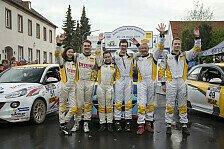 ADAC Opel Rallye Cup - Dramatik bei der ADAC Hessen Rallye Vogelsberg: Bergkvist gewinnt zum Auftakt