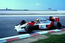 Formel 1 - Wenn alles nach Plan l�uft�: McLaren Honda: Deb�t schon in Abu Dhabi?